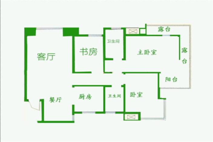 推推99济南房产网中齐未来城户型图