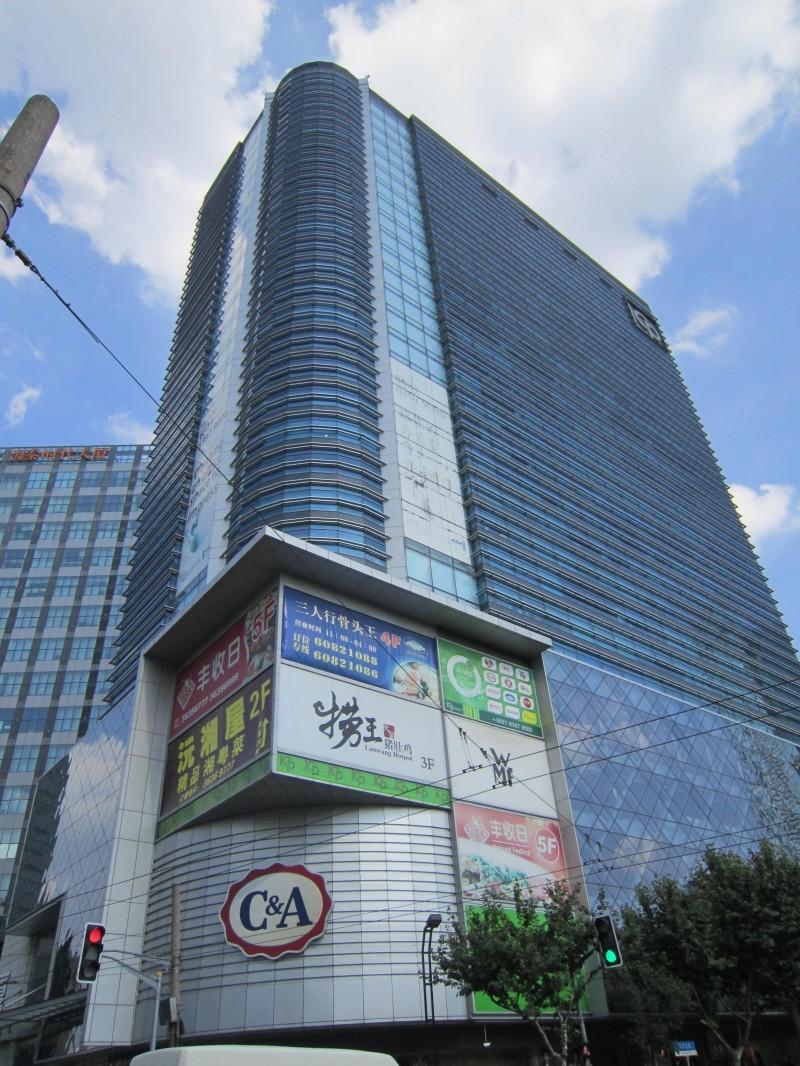 稀缺精装修大面积,盛邦国际大厦,稀缺大半个层面,公司