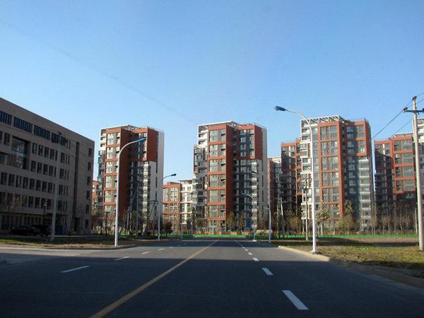 天津远洋新干线外景图