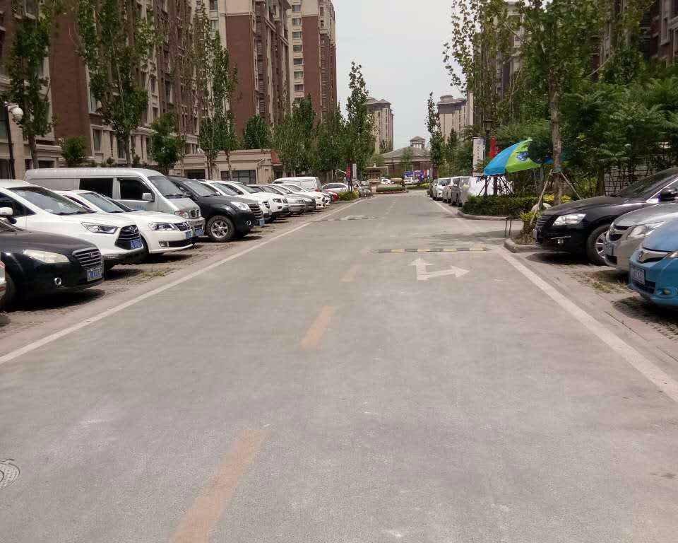 天津中交樾公馆外景图