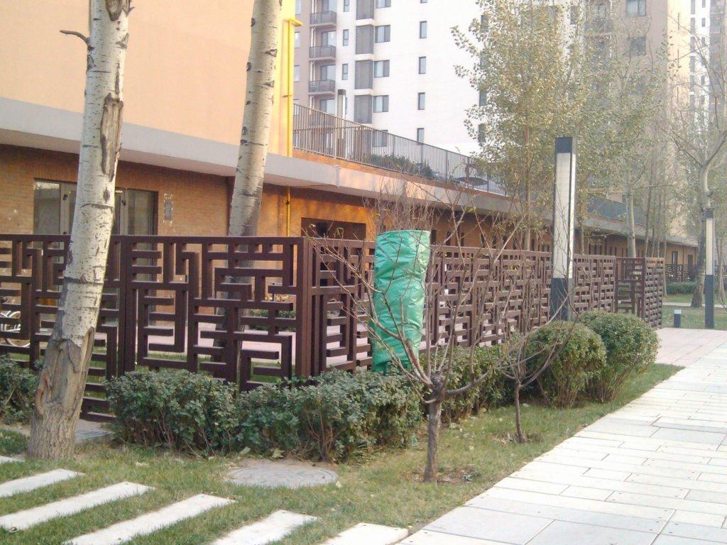 推推99天津房产网假日盈润园外景图