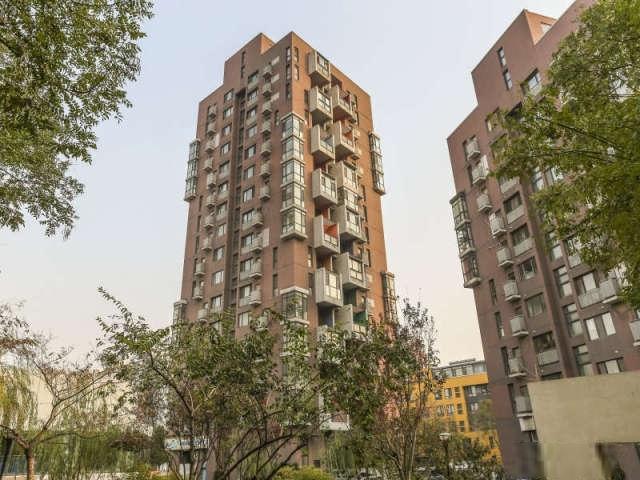推推99天津房产网万科假日风景外景图