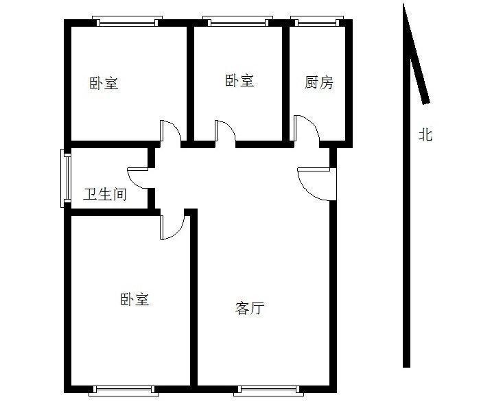 天津社会山南苑户型图