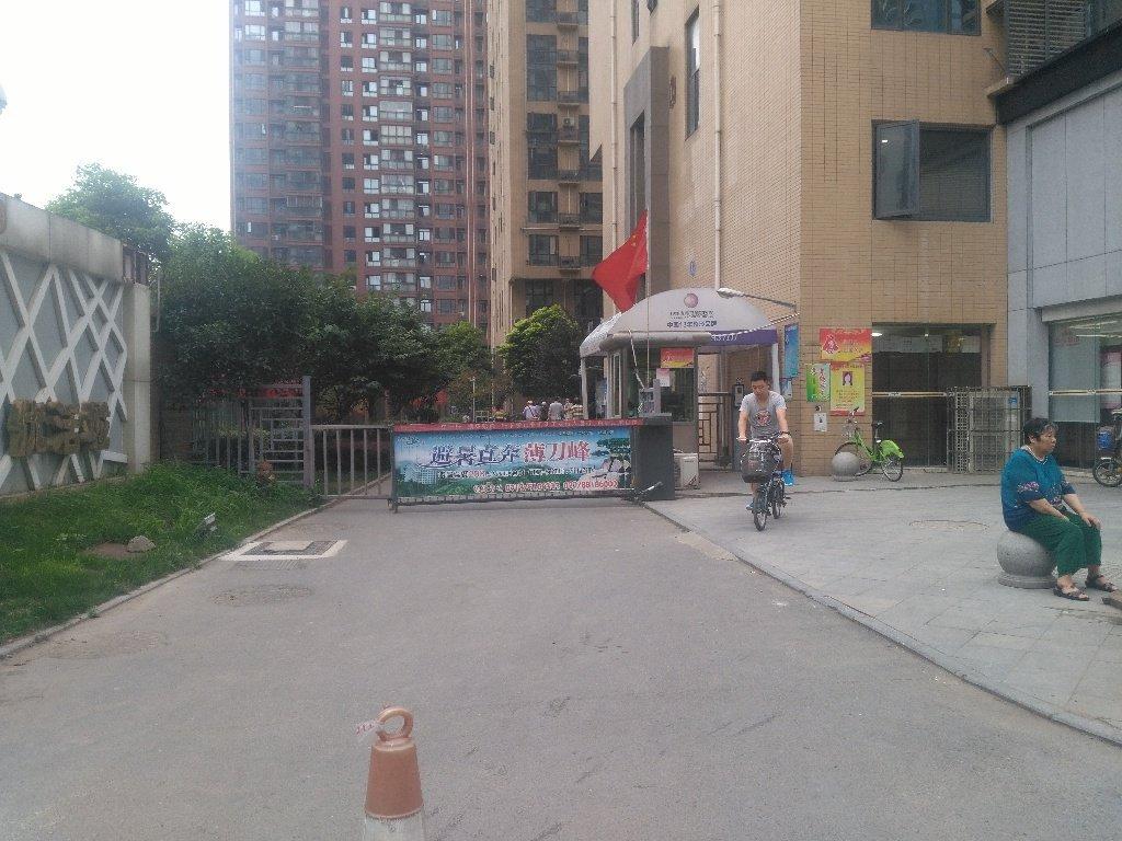 推推99武汉房产网优活城外景图