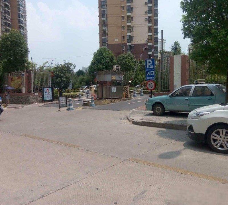 武汉锦绣中北外景图
