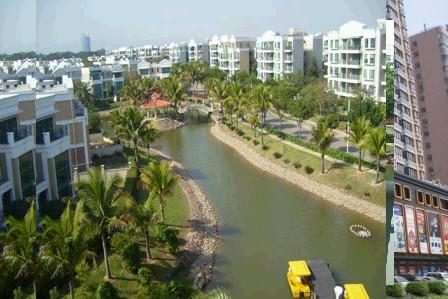 珠海海怡湾畔图片