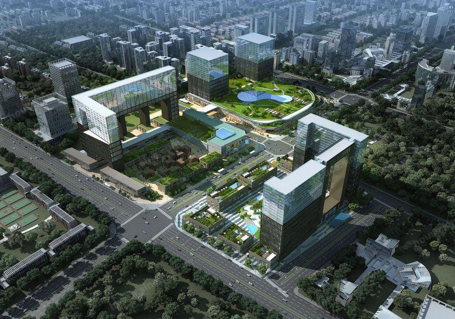 郑州郑东商业中心新房房源图片