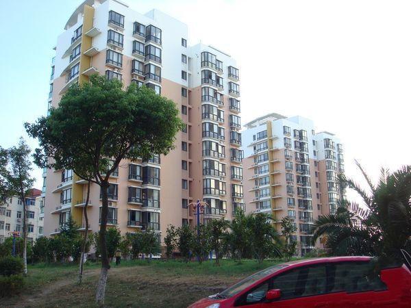 上海汇丽苑外景图