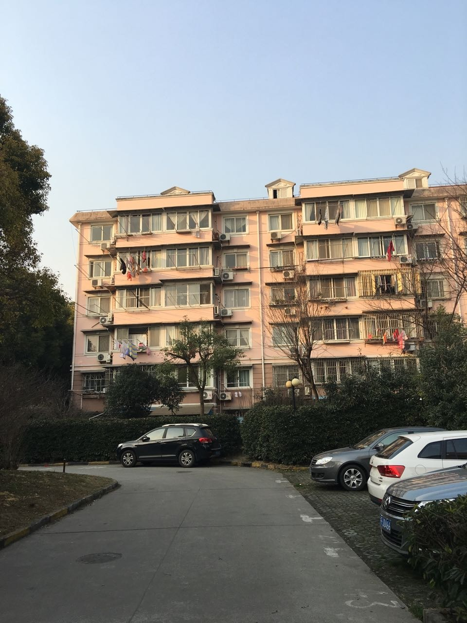 上海久远小区外景图