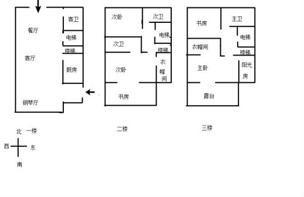 推推99上海房产网西郊美林馆户型图