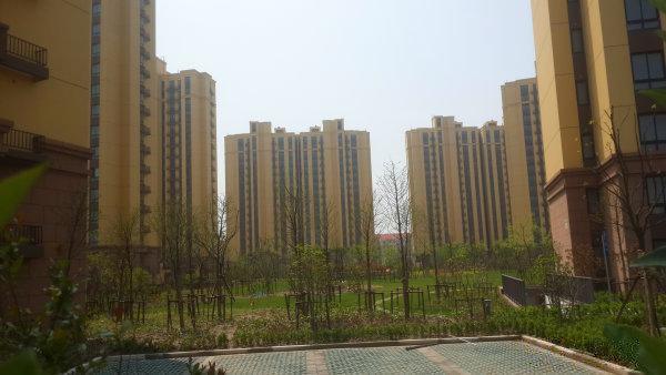 推推99上海房产网金海华城永华苑外景图