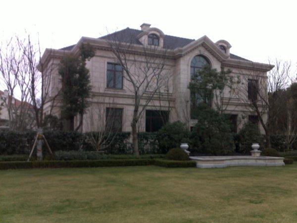 推推99房产网合生东郊别墅在售新房房源图片