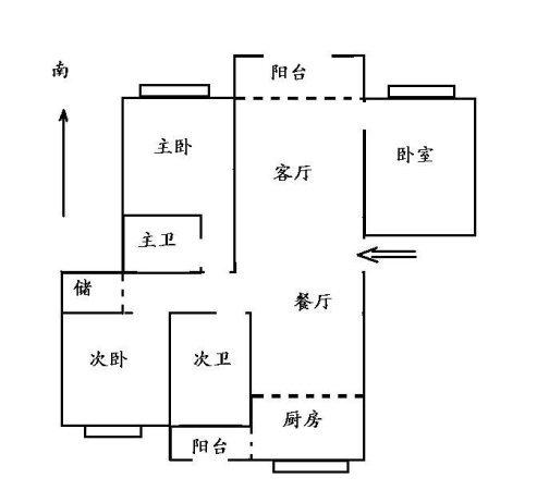 推推99上海房产网金海华城永华苑户型图