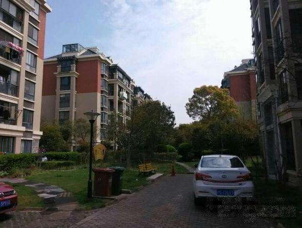 推推99上海房产网幸福小镇外景图
